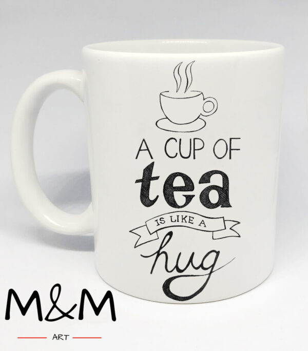 "Чаша ""Cup of Tea"""
