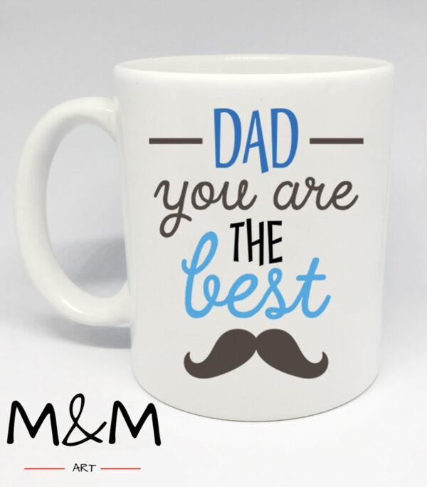 "Чаша ""Best Dad"""