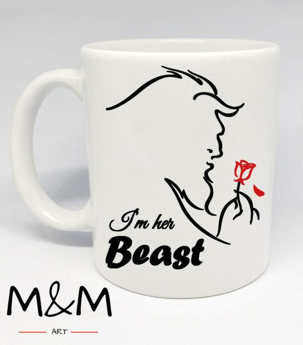 """Чаша """"Beast"""""""