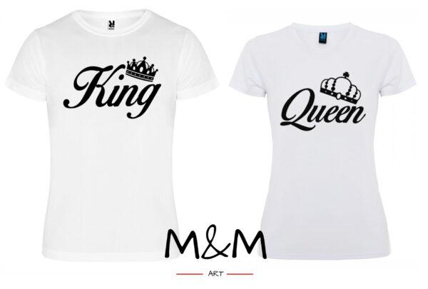 """Комплект """"King&Queen"""""""