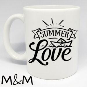 """Чаша """"Summer love"""""""